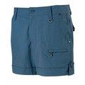 L跟XL號 荒野 wildland 0A11385 女 SUPPLEX休閒排汗短褲 多口袋 工作褲 輕薄/耐磨/透氣