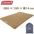 Coleman 300充氣睡墊+電池打氣機組 露營床/充氣床/露營睡墊/充氣墊/充氣幫浦組CM-N608+21937