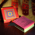 藏傳佛教正品煙供 / 火供專用解脫咒輪(一組3盒)