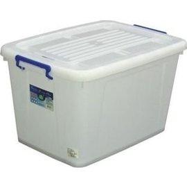 KEYWAY 聯府 K801滑輪整理箱 多用途收納箱 置物櫃 整理櫃 85公升