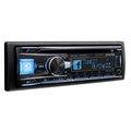 【ALPINE】CDE-164EBT CD/USB/AUX/iPhone/iPod/藍芽主機網四色照明.公司貨