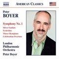美國經典系列 - 彼得.波伊:第一號交響曲  CD