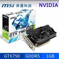【玩家精品】msi 微星 N750-1GD5/OCV1 GTX750 PCI-E顯卡顯示卡