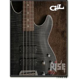 【又昇樂器 . 音響】G&L Tribute M-2000™ BASS 電貝斯 HH bound Flame Maple top (正港FENDER)