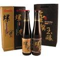 【丸莊醬油】金饌玉釀禮盒6入組(螺光蔭油膏+螺寶蔭油清/盒)