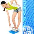 台灣製造 多角度瑜珈拉筋板(易筋板足筋板.平衡板美腿機P260-1730