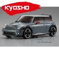 【鐵雄】Kyosho MINI-Z系列 MR-03 全車殼 - MZP127GR MR-03N-HM MINI Cooper S with JCW GP Metallic Gray