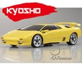 【鐵雄】Kyosho MINI-Z系列 MR-03 全車殼 - MZP202R MR-03W-MM LAMBORGHINI Diablo VT Red