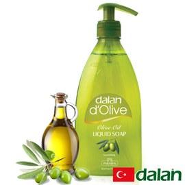 【土耳其dalan】 dOlive橄欖油液體香皂400ml