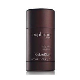 HUAHUA 香水美妝 CK Calvin Klein Euphoria Men 誘惑男性體香膏 75ml 【全新正品】