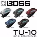 BOSS TU-10 Clip-on Chromatic Tuner 夾式調音器