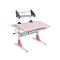 [文碩兒童傢俱]新款頂級手搖式兒童成長書桌/兒童成長椅(H3)再加送$5500贈品
