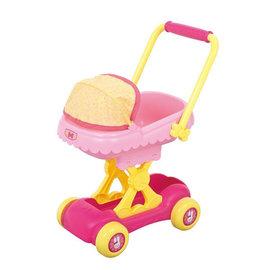 恰得玩具 小美樂娃娃配件 雙人遮陽小推車_ PL51376