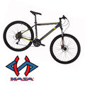 【HASA Bike】2015款 GALLANT 3.0D(650B) SHIMANO ACERA 27 消光灰黃登山車