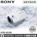 SONY AS300 運動型攝影機 公司貨 贈32G+電池+座充+清潔組+保護貼+讀卡機+小腳架