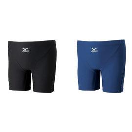 MIZUNO 美津濃   基本款 BASIC男四角泳褲-黑 85UA-30009 85UA-30014 游遊戶外Yoyo Outdoor