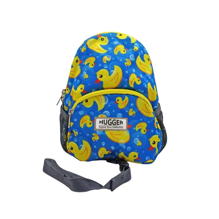 安琪兒婦嬰用品 英國【Hugger】 幼童防走失背包 - 黃色小鴨
