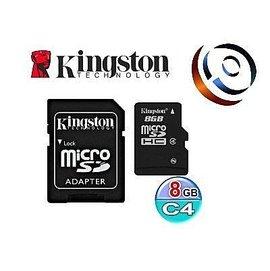 Kingston 金士頓 MicroSDHC MicroSD TF T~Flash 8G