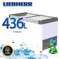 LIEBHERR德國利勃 436L玻璃推拉冷凍櫃【EFE-4202】