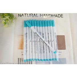 【幸福瓢蟲手作雜貨】#006523藍色~消失筆、水消筆、拼布工具、拼布必備、DIY