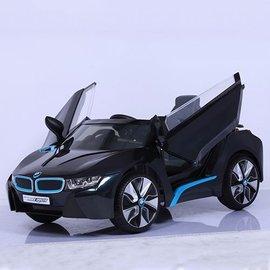 寶馬BMW I8兒童電動車-W480QG單驅 (附遙控)
