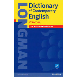 Longman Dictionary of Contemporary English 6 e 平裝 with Code