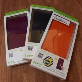 《華彩》*HTC HC M150 DESIRE 820*【聯強公司貨】 原廠炫彩顯示保護套 側掀/ 書本 手機套
