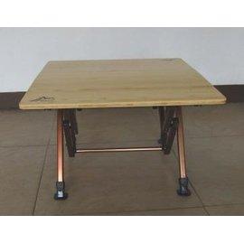 GO SPORT 92490 日式和風竹板桌(小)   【樂山林戶外用品館】