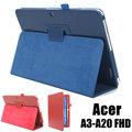 ◆免運費加贈電容筆◆宏碁 Acer Iconia Tab 10 A3-A20 /  A3-A20FHD 可斜立專用平板電腦皮套 保護套