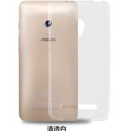 威特電腦 華碩 Zenfone5 手機殼 透明 0.3mm 軟殼 防水印 手機保護套