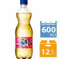 即期品★每瓶只要$12.5芬達汽水-荔枝蘋果口味 600ml(12入)