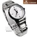 B321S020W 碧寶錶BIBA簡約經典 不銹鋼帶 藍寶石水晶 IP黑框 女錶