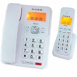BASS倍適2.4G數位無線子母電話 BDG-002 (免運費)