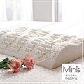 MiNiS 100%天然乳膠枕 功能枕蛋糕型