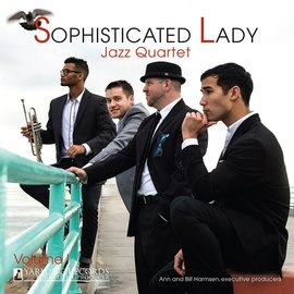 YAR09272-004V1 世故女子爵士四重奏 /  世故女子 ,  Sophisticated Lady Jazz Quartet /  Sophisticated Lady (180...