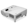 NEC UM330W 寬銀幕超短焦 85.4公分投影116.6英吋大螢幕 3300 ANSI 流明度 eBeam (新款選配互動解決方案)