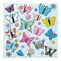 《Paper+Desing》餐巾紙-Handmade butterflies 手作蝴群