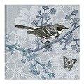 《Paper+Desing》餐巾紙-Bird in tree 樹上的鳥兒
