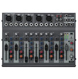 (匯音樂器音樂中心) Behringer 1002B 混音器 10軌 可裝電池 戶外使用