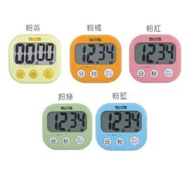 【TANITA】電子計時器 TD384 (兩色任選)