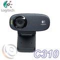 Logitech 羅技 C310 WebCam 網路攝影機 視訊 HD 720P 500萬畫素 內建麥克風