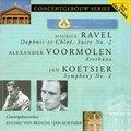 合友唱片 拉威爾: 達芙尼與克羅伊第二號組曲、吳爾莫倫:阿靈薩、庫茨爾:第二號交響曲 / 貝努姆, 庫茨爾, 阿姆斯特丹皇家大會堂管弦樂團