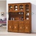 【台中承鑫傢俱】UH-B397-01愛莉森鄉村磁磚5.3尺-餐櫃