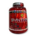 BSN Syntha-6 勁量低脂複合乳清蛋白5磅(草莓) 公司貨