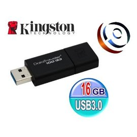 Kingston 金士頓 DataTraveler 100 G3~USB3.0~16G 1