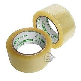 【金玉堂】鹿頭 OPP膠帶2吋內卷紙綠色 6粒裝 (48mm*80M)