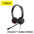 JABRA EVOLVE 30 MS STEREO 頭戴式 耳機麥克風