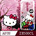 Melody 美樂蒂 透明軟殼 [糖果] ASUS ZenFone 2 ZE500CL Z00D (5吋)【三麗鷗正版授權】