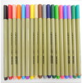 SKB FL-2001彩色針筆0.3mm18色組