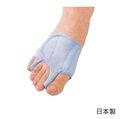 護具 護套 - 腳指間緩衝墊片*2塊 拇指外翻 小指內彎適用護套 肢體護具 日本製[H0405]